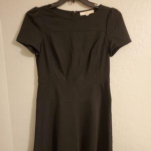 Ann Taylor Loft scoop neck dress